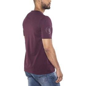 Endura One Clan Carbon T-Shirt Men mulberry